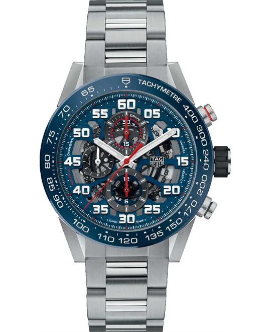 TAG HEUER CAR2A1K.BA0703 CARRERA  CALIBRE HEUER01 45MM