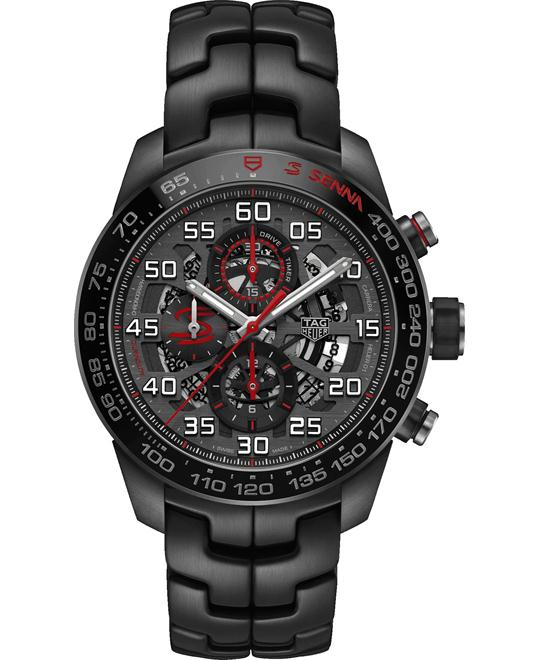 TAG HEUER CAR2A1L.BA0688 CARRERA  CALIBRE HEUER01 45MM