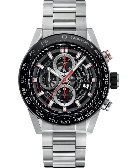 TAG HEUER CAR2A1W.BA0703 CARRERA  CALIBRE HEUER 01 45MM