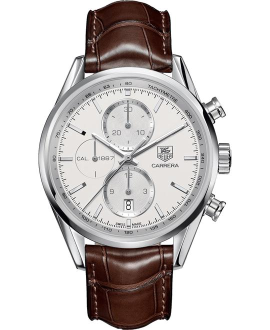 TAG HEUER Carrera CAR2111.FC6291 Automatic Watch 43mm