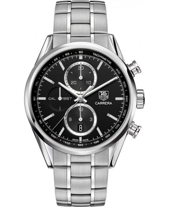 Tag Heuer Carrera Calibre 1887 CAR2110.BA0724 Watch 41mm