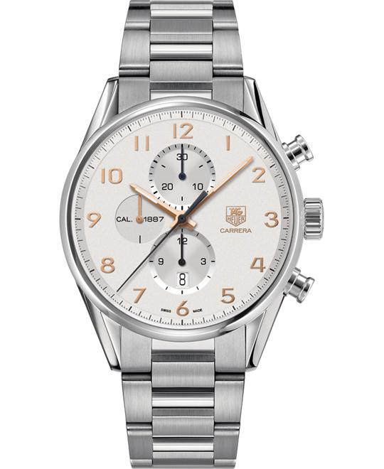 TAG Heuer Carrera CAR2012.BA0799 Automatic Men's Watch 43mm