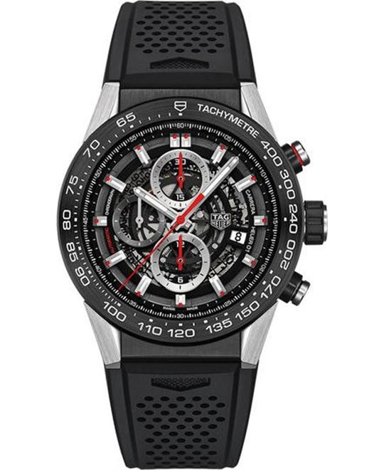 TAG HEUER CARRERA CAR2A1Z.FT6044 Calibre Automatic 45MM