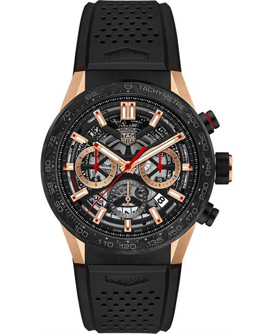 Tag Heuer Carrera CBG2052.FT6143 Calibre Limited 02 43