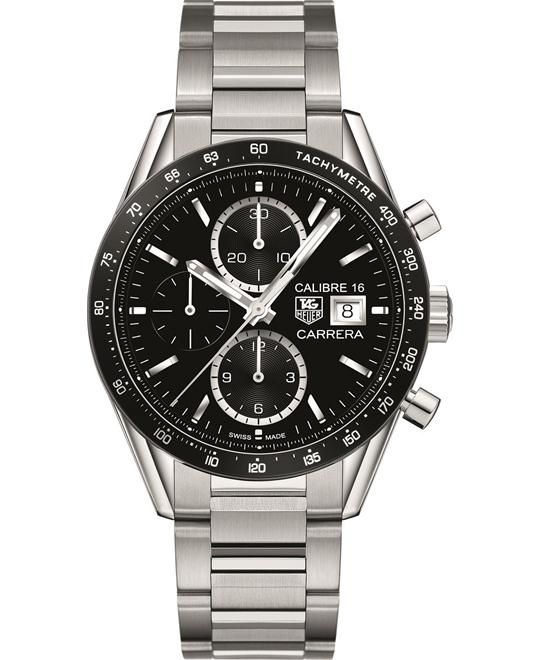 TAG HEUER CARRERA CV201AJ.BA0727 Calibre 16 Automatic 41MM