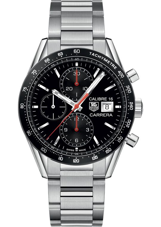 TAG HEUER CARRERA CV201AK.BA0727 CALIBRE 16 41MM