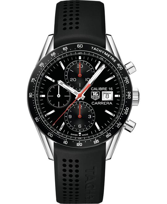 TAG HEUER CARRERA CV201AK.FT6040 CALIBRE 16 41MM