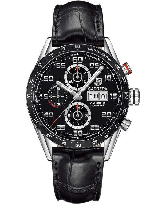 TAG HEUER CARRERA CV2A1R.FC6235 CALIBRE 16 43MM