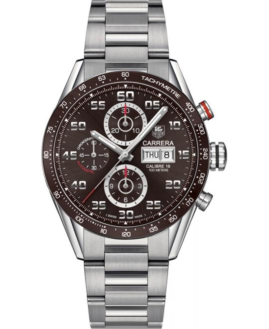 TAG HEUER CARRERA CV2A1S.BA0799 Calibre 16 Day-Date 43MM