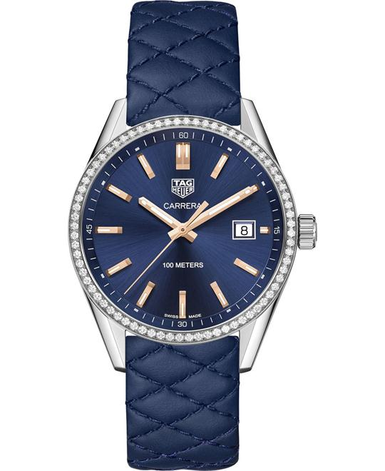 TAG Heuer WAR1114.FC6391 Carrera Ladies Watch 39mm