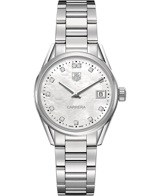 TAG Heuer WAR1314.BA0778 Carrera Diamond 32mm