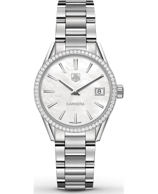 TAG Heuer WAR1315.BA0778 Carrera Diamond 32mm