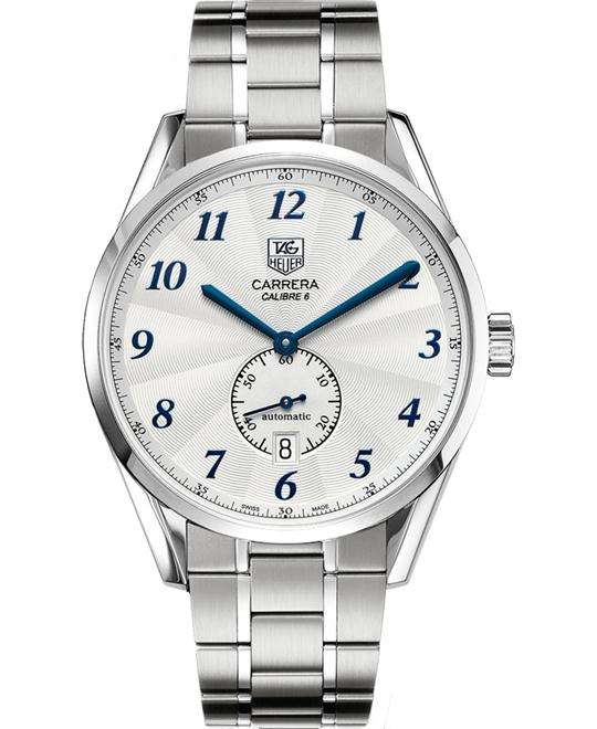 Tag Heuer Carrera White Dial Automatic Men's Watch 39mm