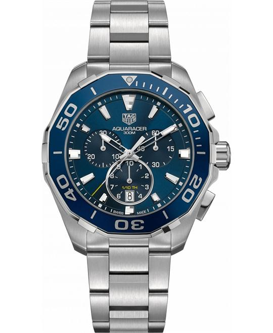 TAG HEUER CAY111B.BA0927 Aquaracer Watch 43mm