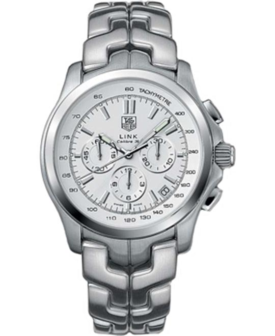 TAG Heuer CT511B.BA0564 Link Automatic Watch 43mm