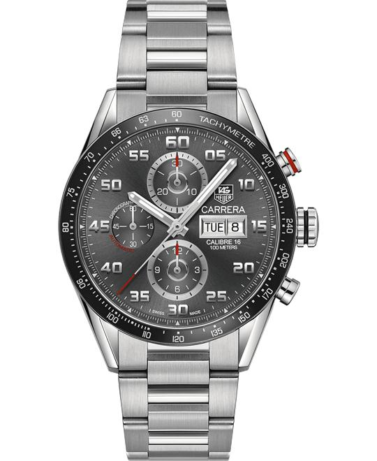 TAG HEUER CV2A1U.BA0738 CARRERA  CALIBRE 16 43MM