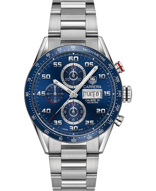 TAG HEUER CV2A1V.BA0738 CARRERA  CALIBRE 16 43MM