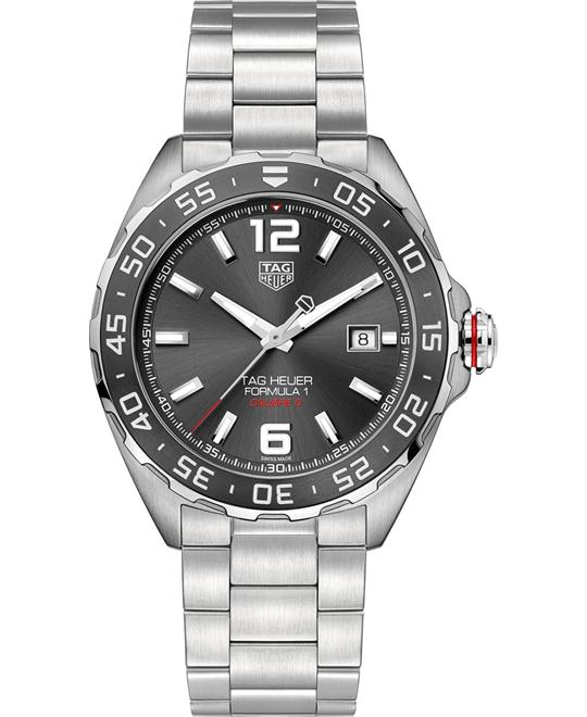 TAG Heuer WAZ2011.BA0842 Formula 1 Automatic Watch 43mm