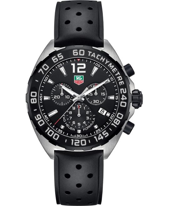 TAG Heuer CAZ1010.FT8024 Formula 1 Chronograph Watch 43mm