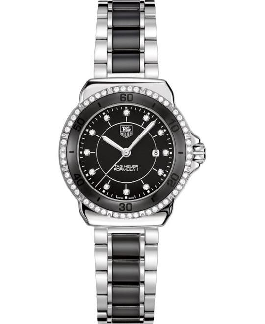 TAG HEUER Formula 1 WAH1312.BA0867 Ladies Watch 32mm