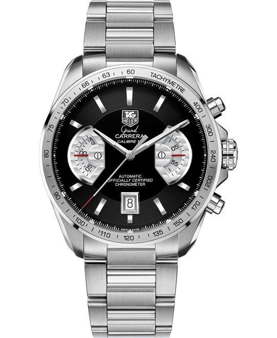 TAG Heuer Grand Carrera CAV511A.BA0902 Calibre 17RS 43mm