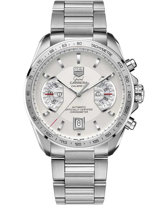 Tag Heuer Grand Carrere CAV511B.BA0902 Calibre 17Rs 43mm