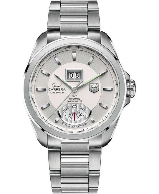 TAG HEUER GRAND WAV5112.BA0901 CALIBRE 8 RS GMT 42,5MM