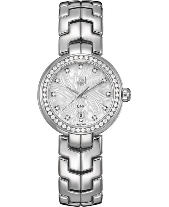 TAG Heuer WAT1414BA0954 Link Swiss Quartz 29mm