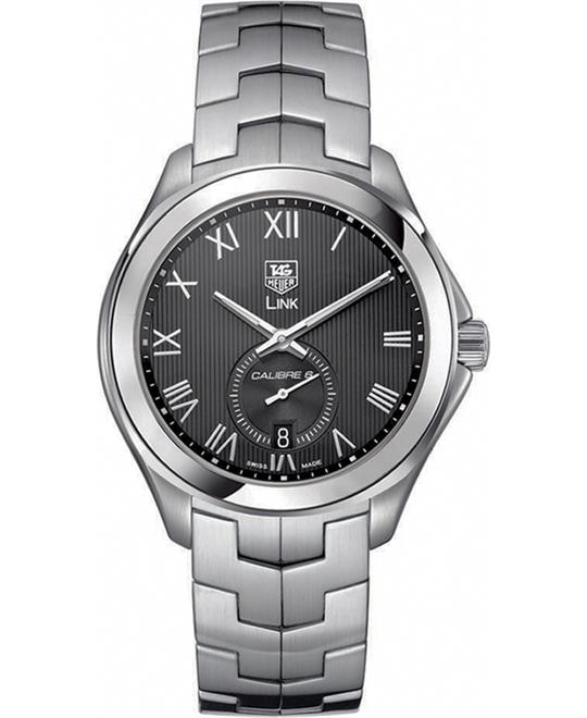 TAG HEUER LINK WAT2114.BA0950 AUTOMATIC CALIBRE 6 42mm