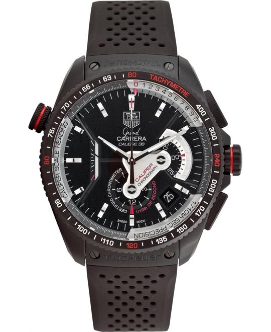 TAG Heuer CAV5185.FT6020 Grand Carrera Automatic 43mm