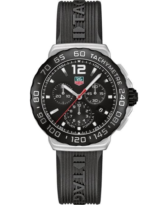 TAG Heuer CAU1110.FT6024 Formula 1 Swiss Watch 42mm