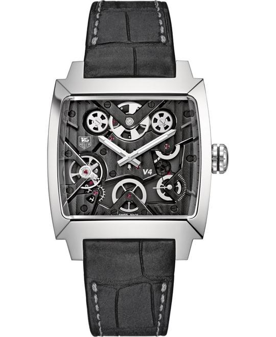 đồng hồ TAG Heuer Waw2080.FC6288 Monaco V4 Swiss 41mm