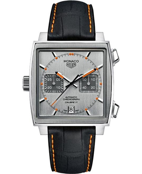 TAG Heuer CAW211C.FC6311 Monaco Vintage Limited Edition 39mm