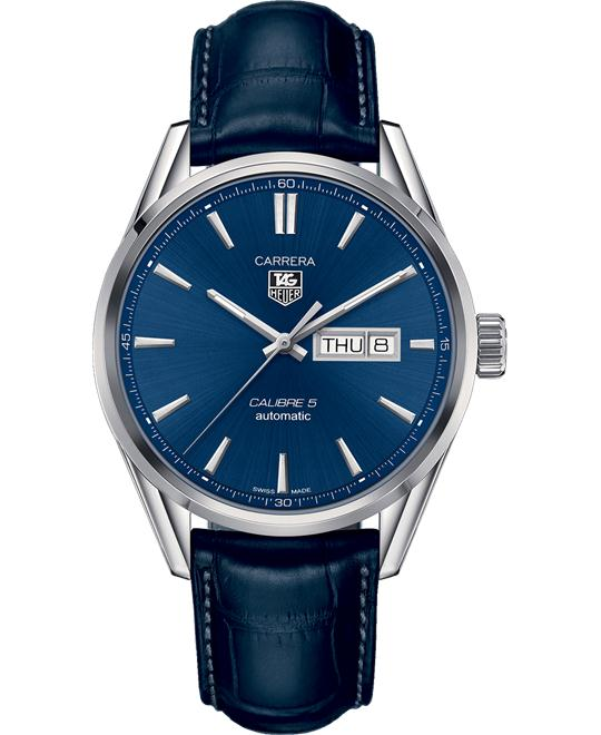 TAG HEUER WAR201E.FC6292 CARRERA Calibre 5 100M 41mm