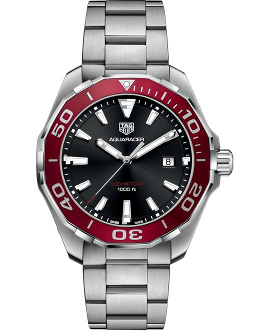 TAG HEUER WAY101B.BA0746 Aquaracer Watch 43mm