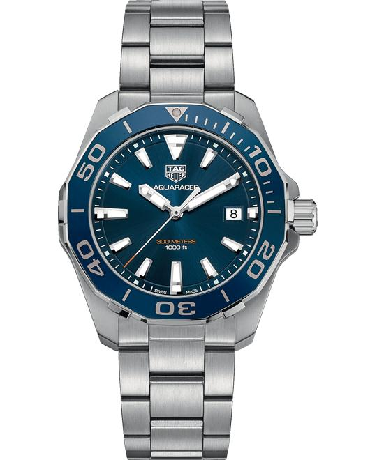 TAG Heuer way111c.ba0928 Aquaracer Watch 41mm