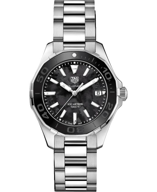 TAG HEUER WAY131K.BA0748 AQUARACER  QUARTZ 35MM