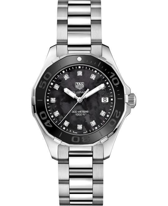 TAG HEUER WAY131M.BA0748 AQUARACER CERAMIC 35MM