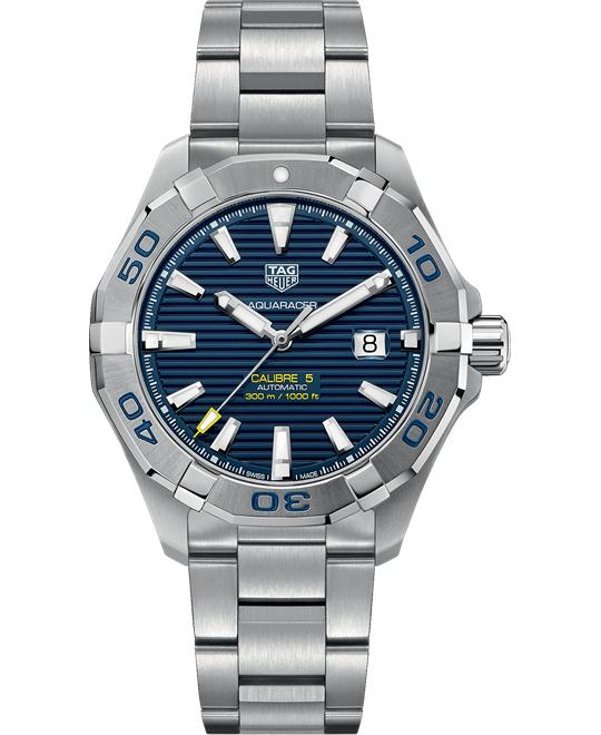 TAG HEUER WAY2012.BA0927 AQUARACER Calibre 5 43 mm