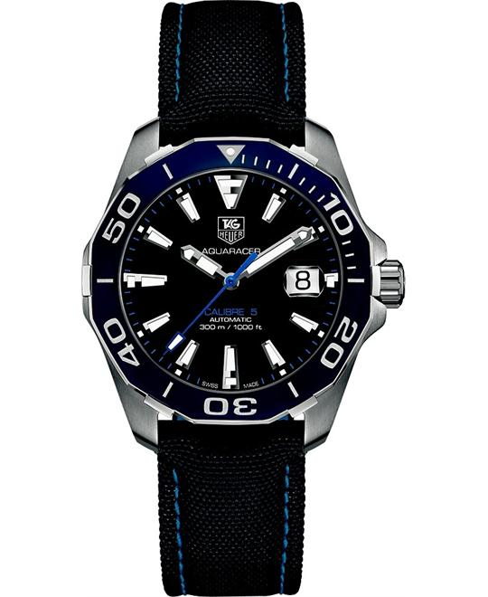 TAG Heuer WAY211B.FC6363 Aquaracer Calibre 5 Automatic 41mm