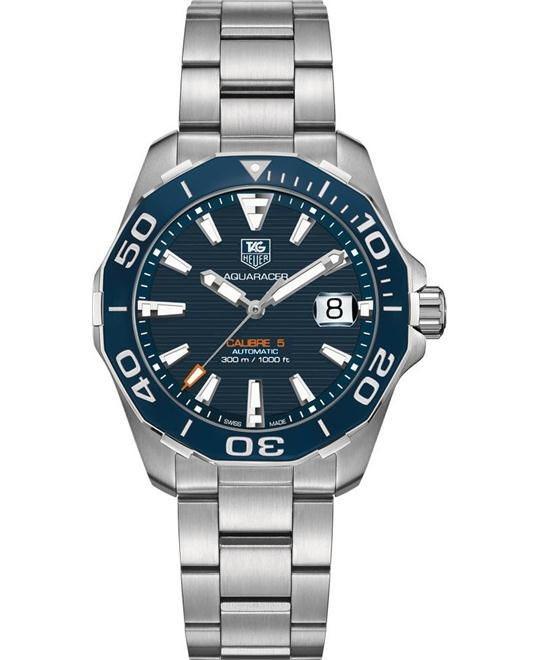 TAG Heuer WAY211C.BA0928 Aquaracer Calibre 5 41mm