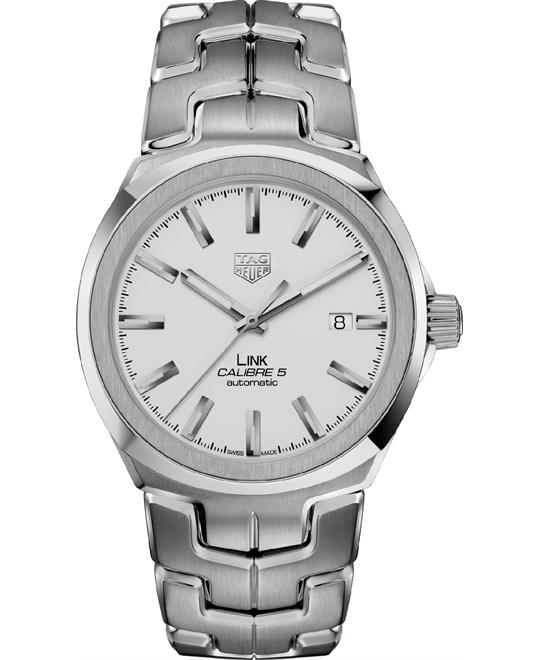 Tag Heuer WBC2111.BA0603 Link Automatic Watch 41mm