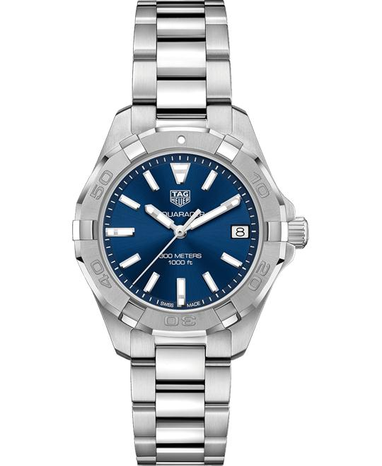 TAG HEUER WBD1312.BA0740 AQUARACER 32MM