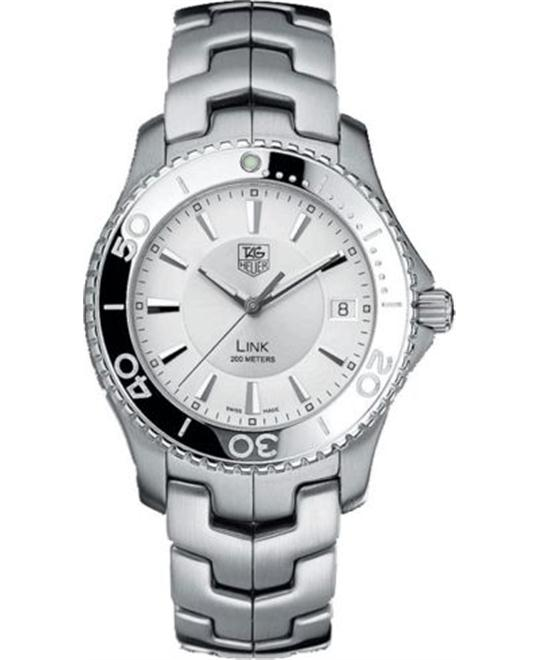 TAG Heuer WJ1111.BA0570 Link Series Watch 39mm