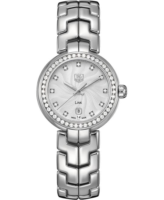 TAG Heuer WAT1414.BA0954 Link Swiss Diamond 29mm