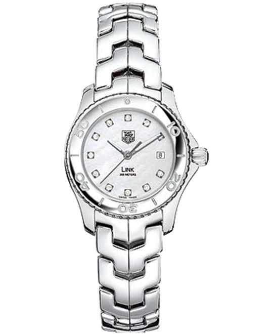 TAG Heuer Women's WJ1319.BA0572 Link Quartz Watch 27mm