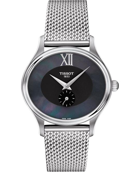 TISSOT T103.310.11.123.00 Bella Ora Black Watch 30mm