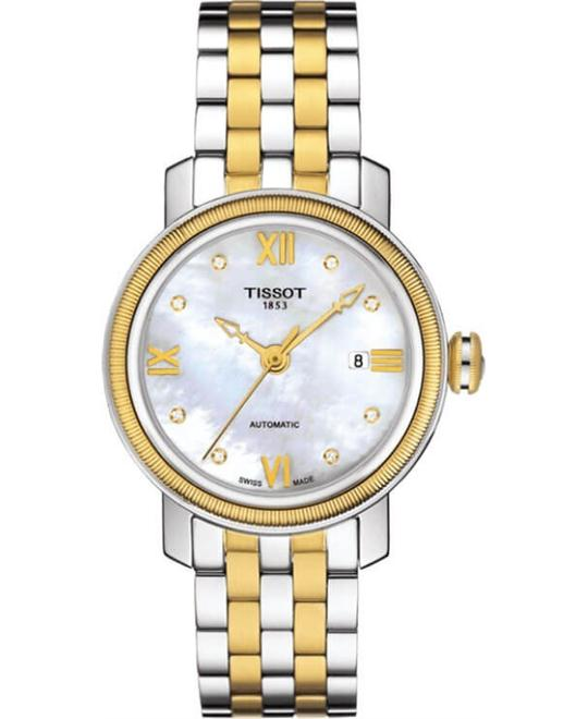 TISSOT T097.010.22.118.00 Bridgeport Watch 29mm