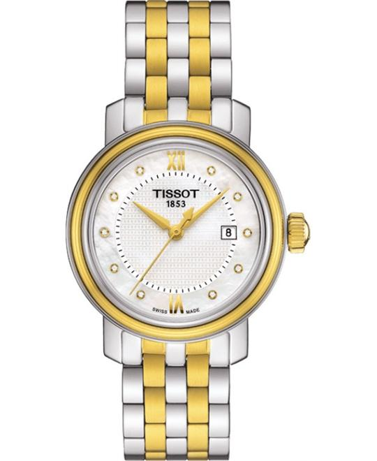 TISSOT T097.010.22.116.00 Bridgeport Watch 29mm