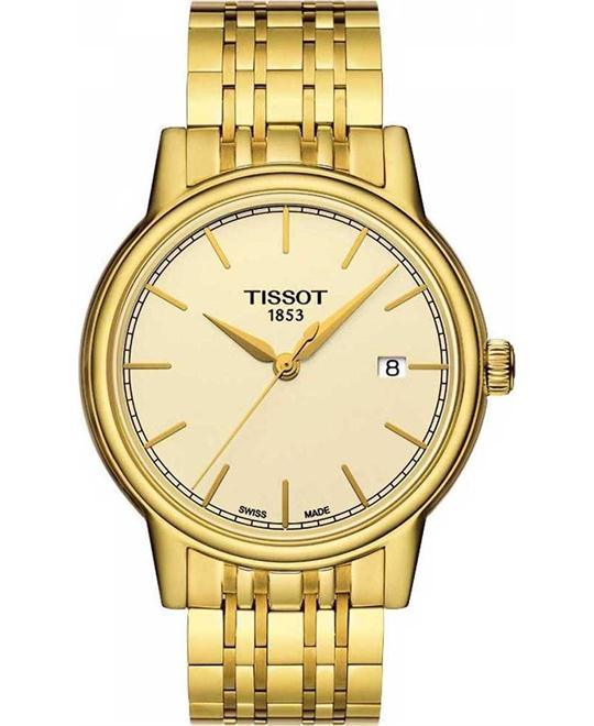 TISSOT Carson Champagne Men's Watch 40mm